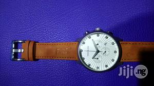 Montblanc Leather Watch   Watches for sale in Lagos State, Surulere