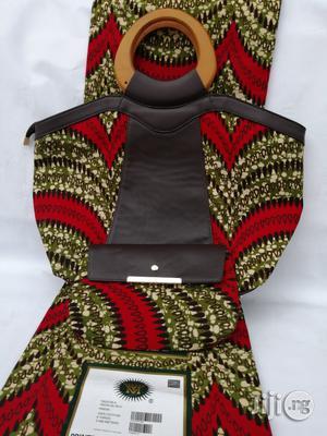 Italian Made Ankara Bags With 6yards Wax And Purse | Bags for sale in Ebonyi State, Abakaliki