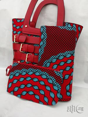 Italian Made Ankara Bags With 6yards Wax and Purse.Needed #Re-Seller/Bulk Buyers Xlvi | Bags for sale in Ondo State, Akure