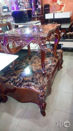Royal Center Table Side Stools   Furniture for sale in Lagos State, Ojo