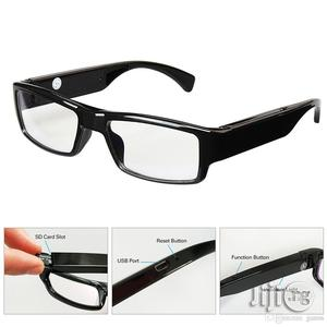 HD 1080P Sunglasses Camera Mini Camcorder Eyewear Video Recorder Glasses Support TF Card   Security & Surveillance for sale in Lagos State, Ikeja