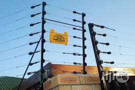 Electric Security Perimeter Fencing Installation | Safetywear & Equipment for sale in Abuja (FCT) State, Wuse 2
