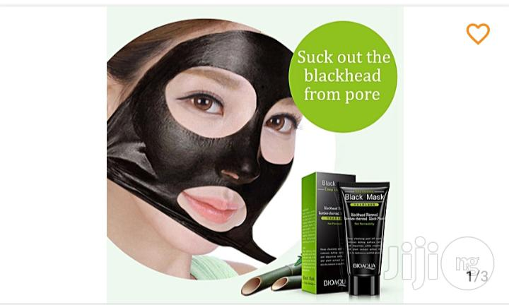 Deep Cleansing Black Head Mask Acne Treatment Face Mask