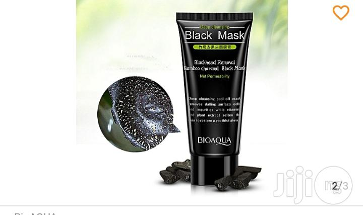 Deep Cleansing Black Head Mask Acne Treatment Face Mask | Skin Care for sale in Ikeja, Lagos State, Nigeria