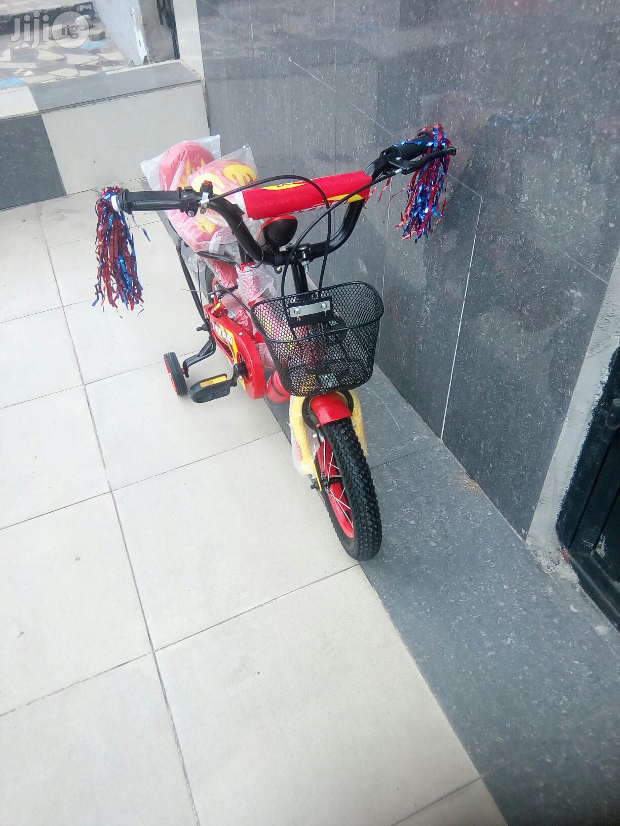 Children Bicycle S 12 Inches | Toys for sale in Port-Harcourt, Rivers State, Nigeria