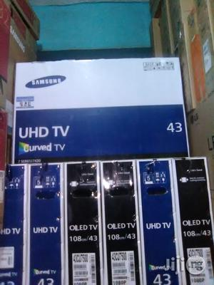 """Samsung Curve Tv 43"""" 