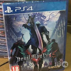 Devil May Cry 5 PS4 | Video Games for sale in Lagos State, Agege