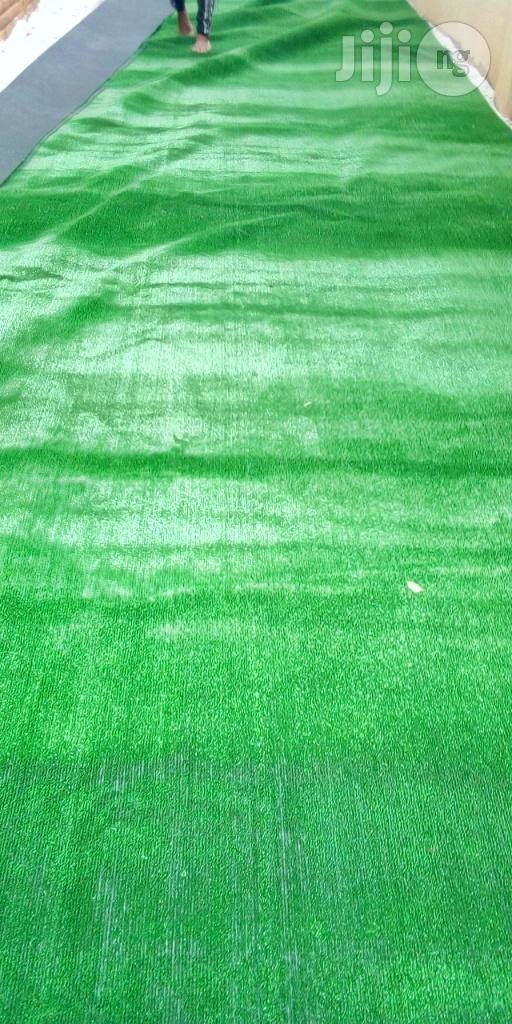 Artificial Green Grass For Outdoors And Indoors Decor In Lagos Nigeria