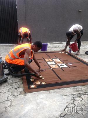 Carpet & Rug Cleaning   Cleaning Services for sale in Lagos State, Ajah