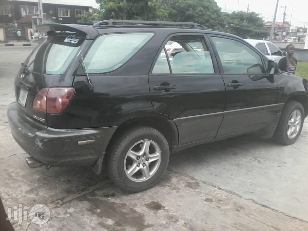 Lexus RX 2003 Black | Cars for sale in Awka, Anambra State, Nigeria