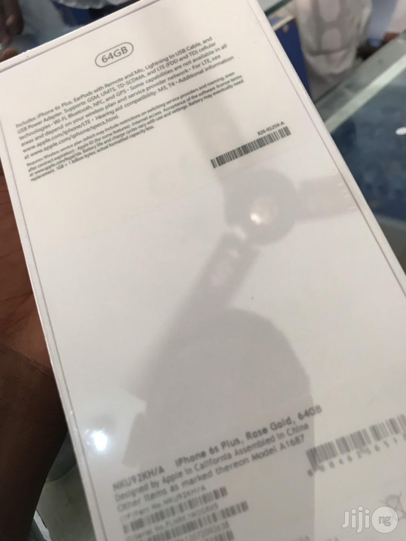 New Apple iPhone 6s Plus 64 GB   Mobile Phones for sale in Kaduna / Kaduna State, Kaduna State, Nigeria