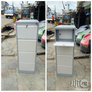 Imported Quality Filling Cabinet With Safes | Safetywear & Equipment for sale in Lagos State, Ojo