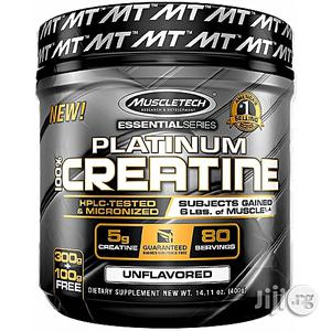 Muscletech Muscle Tech 100% Platinum Creat   Vitamins & Supplements for sale in Lagos State
