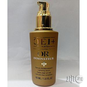 QEI+ Gold Innovateur Concentrated Lightening Serum   Skin Care for sale in Lagos State, Ojo