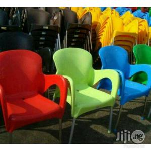 Best Quality Strong Plastic Chairs | Furniture for sale in Lagos State, Ojo