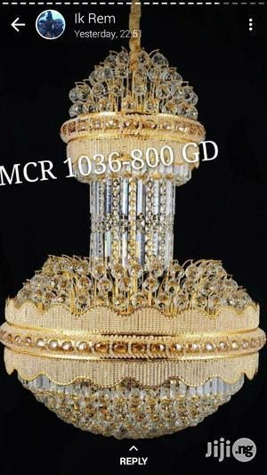 Classic Crystal Chandelier With Fantastic Disigner   Home Accessories for sale in Abuja (FCT) State, Asokoro