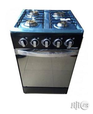 4 Gas Burner With Oven- Skyrun | Kitchen Appliances for sale in Lagos State, Alimosho