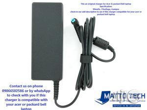 Original AC Charger For Acer & Packard Bell Laptop, 90watts, 19voltage | Computer Accessories  for sale in Lagos State, Alimosho