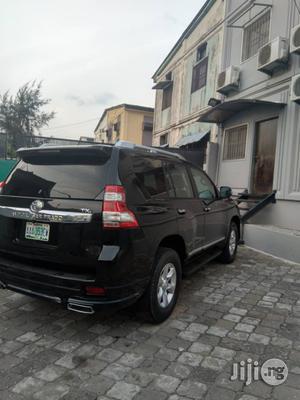Toyota Land Cruiser Prado 2016 Black | Cars for sale in Lagos State, Victoria Island