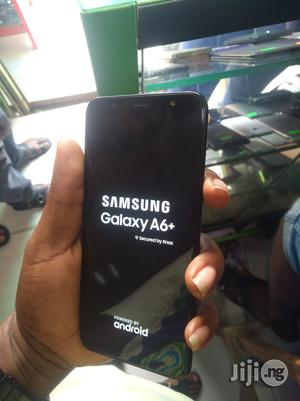Samsung Galaxy A6 Plus 64 GB Black | Mobile Phones for sale in Lagos State, Ikeja