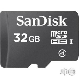 Sandisk 128GB 64GB 32GB Micro SDHC Memory Card | Accessories for Mobile Phones & Tablets for sale in Lagos State, Ikeja