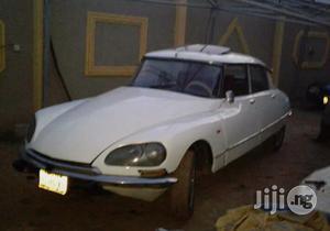 Citroen DS 1972 2.3 White   Cars for sale in Lagos State, Ikeja