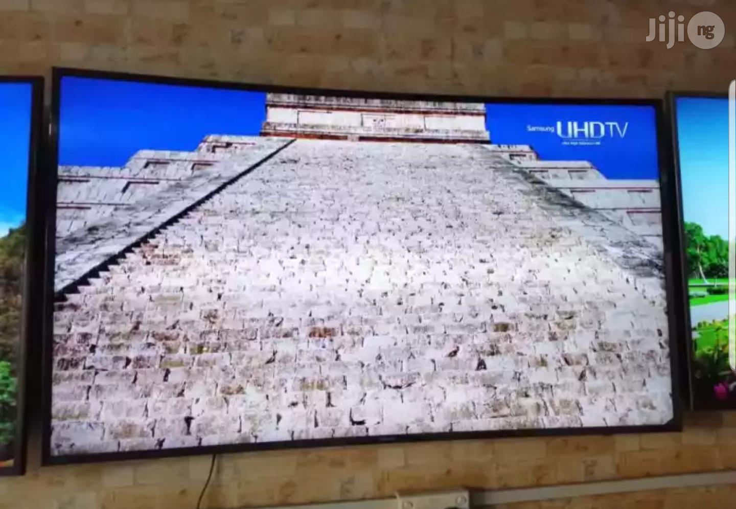 Archive: Samsung Curved UHD 4K Led TV 55 Inches