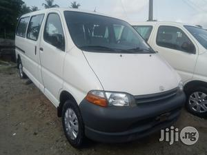 Toyota Hiace 2000 White | Buses & Microbuses for sale in Lagos State, Surulere