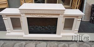New Design Fire Flame Tv Stand   Furniture for sale in Lagos State, Ajah