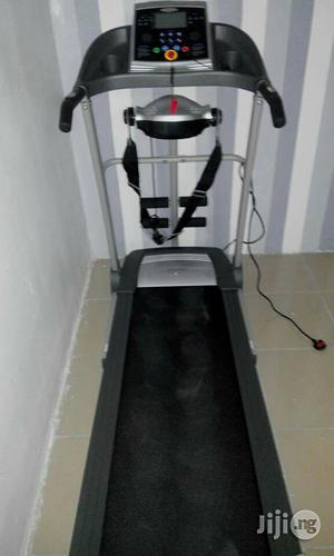 New USA Fitness 2HP Treadmill With Massager, Mp3 Player and Incline   Massagers for sale in Rivers State, Oyigbo