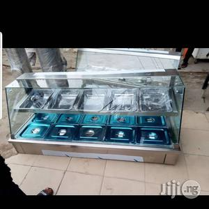 10 Plates Food Warmer Up And Down   Restaurant & Catering Equipment for sale in Lagos State, Ojo