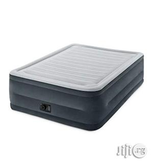 Intex 1.52m By 2.03m By 46cm Inflaatable Air Bed | Furniture for sale in Rivers State, Port-Harcourt