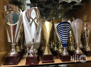 Gold Award Trophy | Arts & Crafts for sale in Lagos State, Ikeja