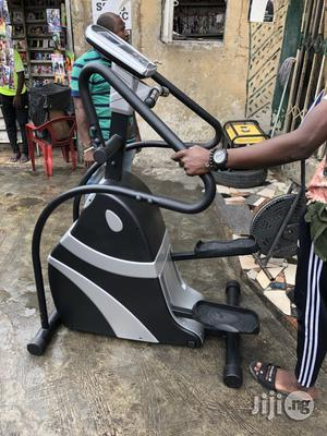 New Commercial Stepper (American Fitness)   Sports Equipment for sale in Lagos State, Victoria Island