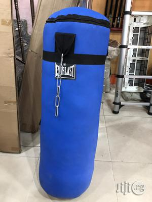 Big Punching Bag (Everlast) | Sports Equipment for sale in Lagos State, Apapa