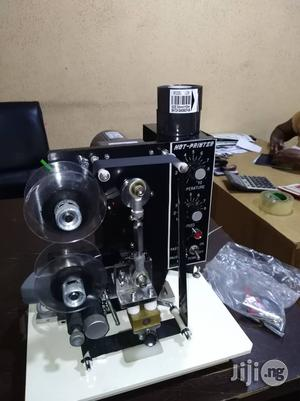 Batch /Date Coding Machine | Manufacturing Equipment for sale in Lagos State, Isolo