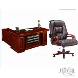 Imported Executive Office Table With Chair | Furniture for sale in Lagos State, Ojo