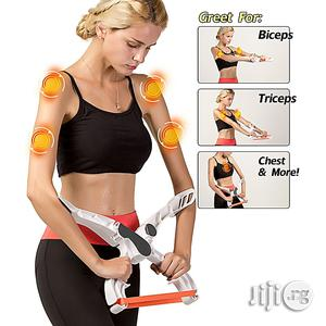 Wonder Arm Workout Exercise System With 3 Resistance Training Bands | Sports Equipment for sale in Lagos State, Surulere