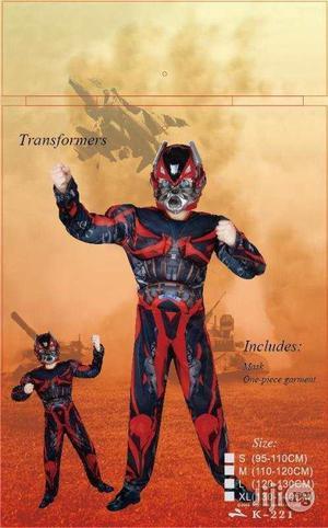 Transformer Costume | Toys for sale in Lagos State, Lagos Island (Eko)