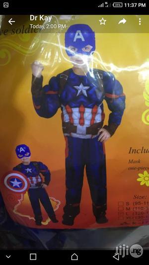 Captain America Costume | Toys for sale in Lagos State, Lagos Island (Eko)