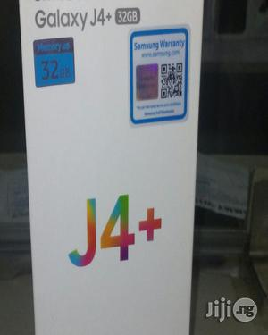 New Samsung Galaxy J4 Plus 32 GB Gold | Mobile Phones for sale in Lagos State, Ikeja