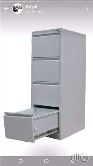 Imported Quality Metal Filing Cabinet | Furniture for sale in Lagos State, Ojo