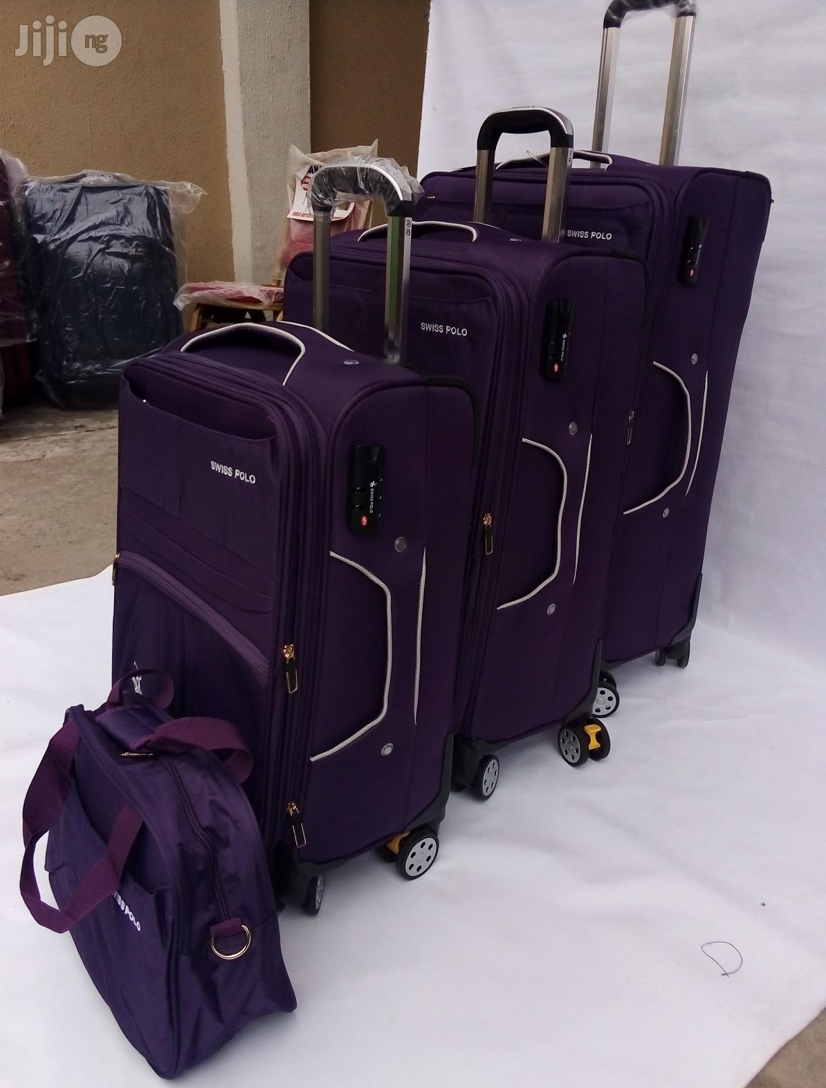 Executive Wealth Luggages