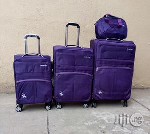 Executive Wealth Purple Luggages | Bags for sale in Lagos State, Ikeja