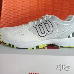 Wilson Tennis Canvas   Shoes for sale in Lagos State, Surulere