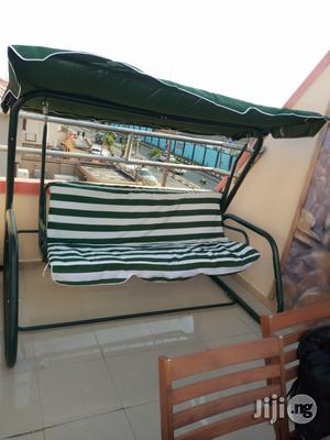 Strong Quality 3seater Outdoor Swing Chair.   Garden for sale in Lagos State, Surulere