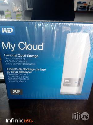 My Cloud Wesrern Digital Network Hard Drive 8 TB | Computer Hardware for sale in Lagos State, Ikeja