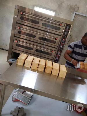 One Bag Gas Oven 4deck 16trays | Industrial Ovens for sale in Lagos State, Ojo