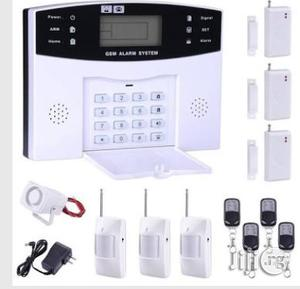 Home Alarm System GSM SMS Burglar Security Alarm System | Safetywear & Equipment for sale in Lagos State, Ikeja