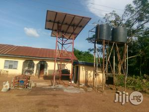 Solar Powered Borehole. | Building & Trades Services for sale in Abuja (FCT) State, Central Business District